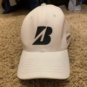 Bridgestone golf hat